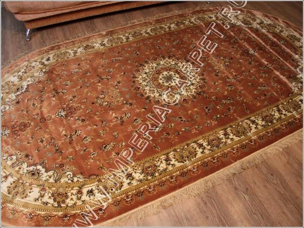 оранжевый ковер, коллекция Персиан, Турция