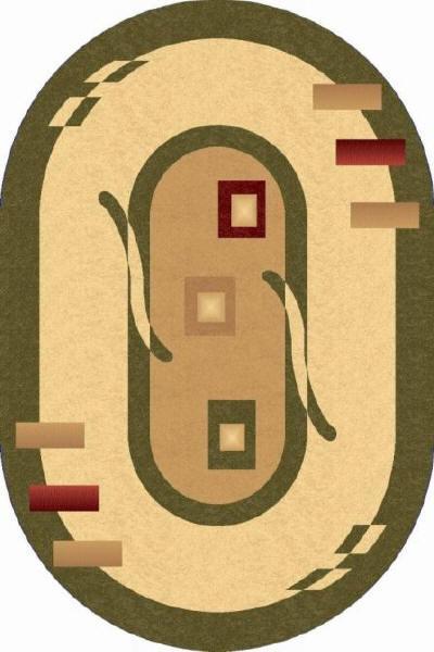 ковер империал карвинг, плотный, добротный, расцветка нейтральная