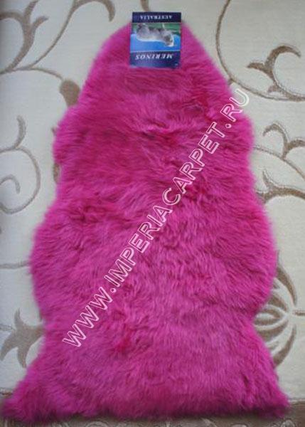 розовая овечья шкура фото
